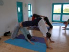 Relaxation Yoga sessions at South Aran Cottage Galway Bay